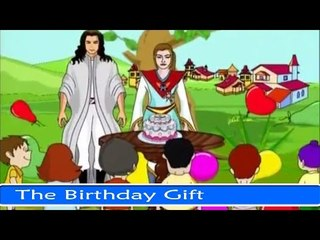 The Birthday Gift - Fun And Learn Series in English