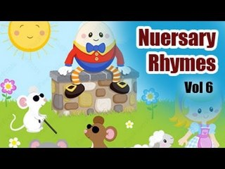 Nursery Rhymes Vol 6 - Collection of Ten Rhymes