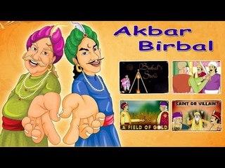 Akbar & Birbal Full Episode - English Animated Stories - Series 2