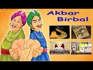 Akbar & Birbal Full Episode - English Animated Stories - Series 3