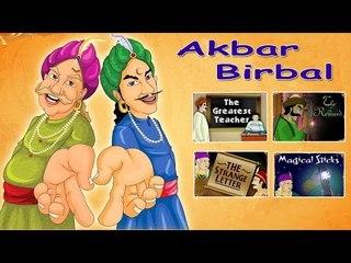 Akbar & Birbal Full Episode - English Animated Stories - Series 7