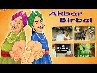 Akbar & Birbal Full Episode - English Animated Stories - Series 4
