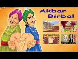 Akbar & Birbal Full Episode - English Animated Stories - Series 5
