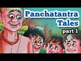 Best of Panchatantra Tales | Kids Moral Stories in English - Part 1