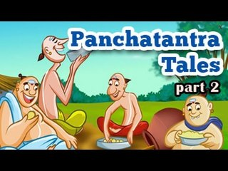 Best of Panchatantra Tales | Kids Moral Stories in English - Part 2