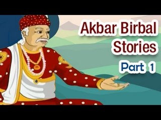 Akbar Birbal Tales in English | Animated Kids Moral Stories - Part 1