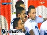 هدف مباراة ( إمبولي 0-1 انتر ميلان ) الدورى الايطالى