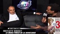 Meta tv - Invité, Olivier Delamarche (analyste financier) : Economie & finance sans langue de bois 3/4