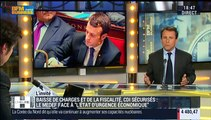 """Le plan pour l'emploi: """"François Hollande a donné le cap, laissons au gouvernement le soin d'affiner ses mesures"""", Thibault Lanxade - 06/01"""