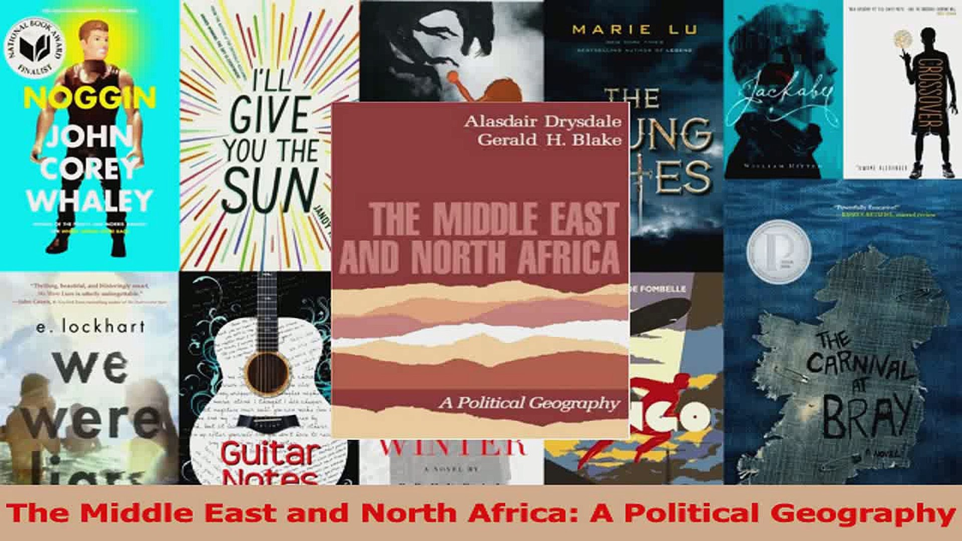 PDF Download  The Middle East and North Africa A Political Geography Download Full Ebook