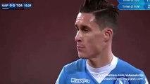 José Maria Callejon Super Chance - Napoli v. Torino 06.01.2016