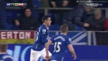 Everton 2-1 Manchester City   All Goals & Highlights  06/01/2016