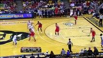 Chicago Bulls vs Denver Nuggets   Highlights   October 8, 2015   2015 NBA Preseason