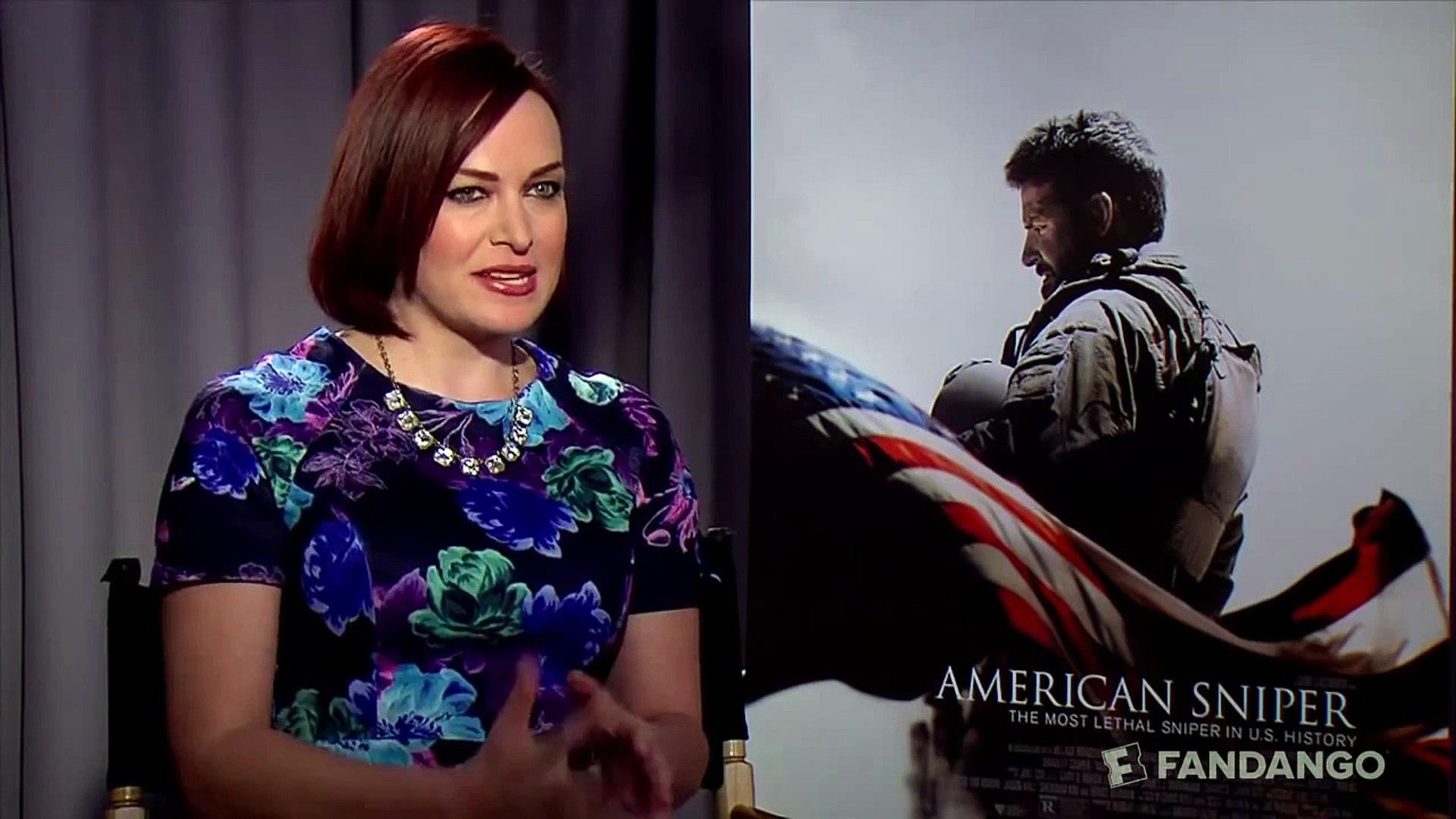 American Sniper Interview HD | Celebrity Interviews | FandangoMovies