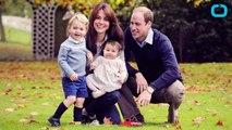 Prince George Starts Nursery School