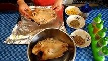 طريقة إعداد راس علوش مصلي فى الكسكاس - راس خروف مصلي مفور - Tête de mouton repas