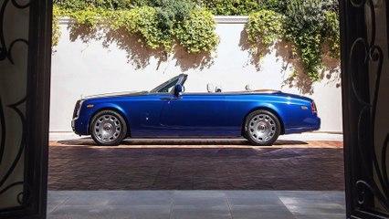 Novedad Rolls-Royce Dawn