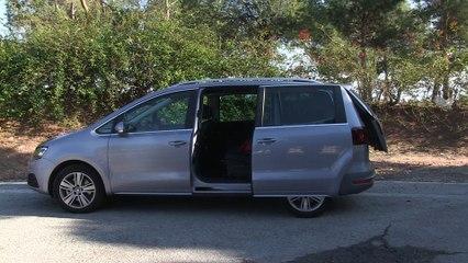 Prueba Seat Alhambra 2.0 TDI 150 CV Style 7 plazas