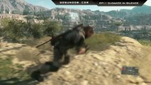 MGSV: [Extreme] Cloaked in Silence Non-Firearm Easy Strategy