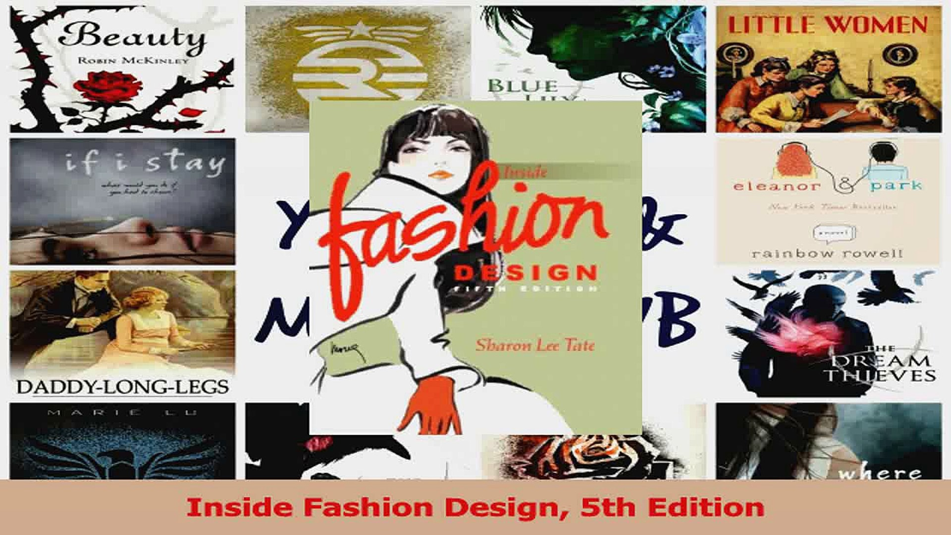 Pdf Download Inside Fashion Design 5th Edition Pdf Online Video Dailymotion