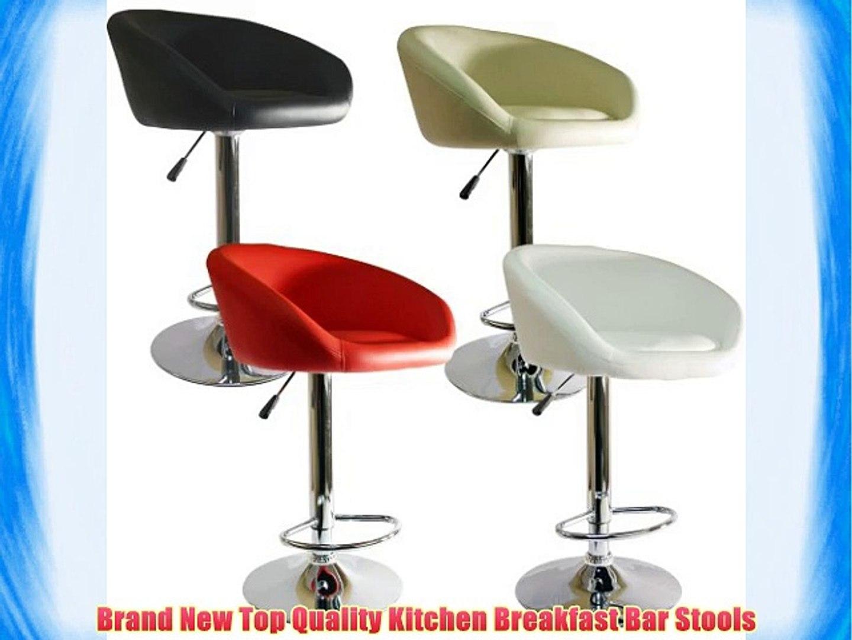Fantastic New Faux Leather Bar Stools Barstools Black Pu Swivel Stool Kitchen Breakfast Black Machost Co Dining Chair Design Ideas Machostcouk