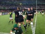 Rugby World Cup Rugby World Cup  Golden Moments   promotional video Golden Tries