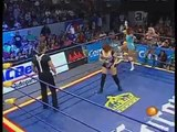01 Cynthia Moreno, Fabi Apache & Mari Apache vs. Jennifer Blake, Kaguya & Oyuki