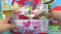 PⒺⓅpa ⓅⒾⒼ Pretty Food Bag Play Doh Sac Goûter Gâteaux Cupcakes Chocolat Sweet Treats Pâte