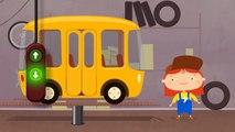 Doktor Mac Wheelie und der kleine Bus - Fahrt mit uns auf der Straße und lernt :)
