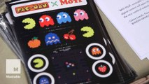 Control Pac-Man IRL with the Moff Band wearable