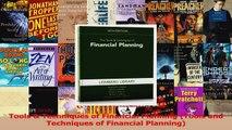 PDF Download  Tools  Techniques of Financial Planning Tools and Techniques of Financial Planning Download Full Ebook