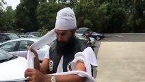 Canadian MPP Jagmeet Singh's Turban Tying Video Goes Viral