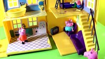 Peppa Pig Cartoons: Peppa Pig & Family Country House! Kids Cartoons Animations