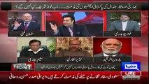 Saleem Bukhari And Haroon Rasheed Bashing Pakistani Journalists Over Supporting India