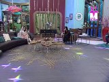 Reham Khan Sings a Song, Reduces Shaista Lodhi To Tears While Singing in Live Show Which Makes Shaista Lodhi Cry