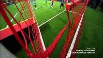 Dört Büyükler Salon Turnuvası 6 Ocak 2015 Fenerbahçe 5-4 Trabzonspor Özet