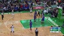 Detroit Pistons vs Boston Celtics - Highlights - January 6, 2016 - NBA 2015-16 Season