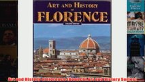 Art and History of Florence Bonechi Art and History Series