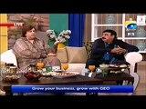 Sheikh Rasheed in Nadia Khan Show on Geo News - 7th January 2016