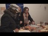 Aversa (CE) - Natale, pranzo per i poveri della Comunità Sant'Egidio (19.12.15)