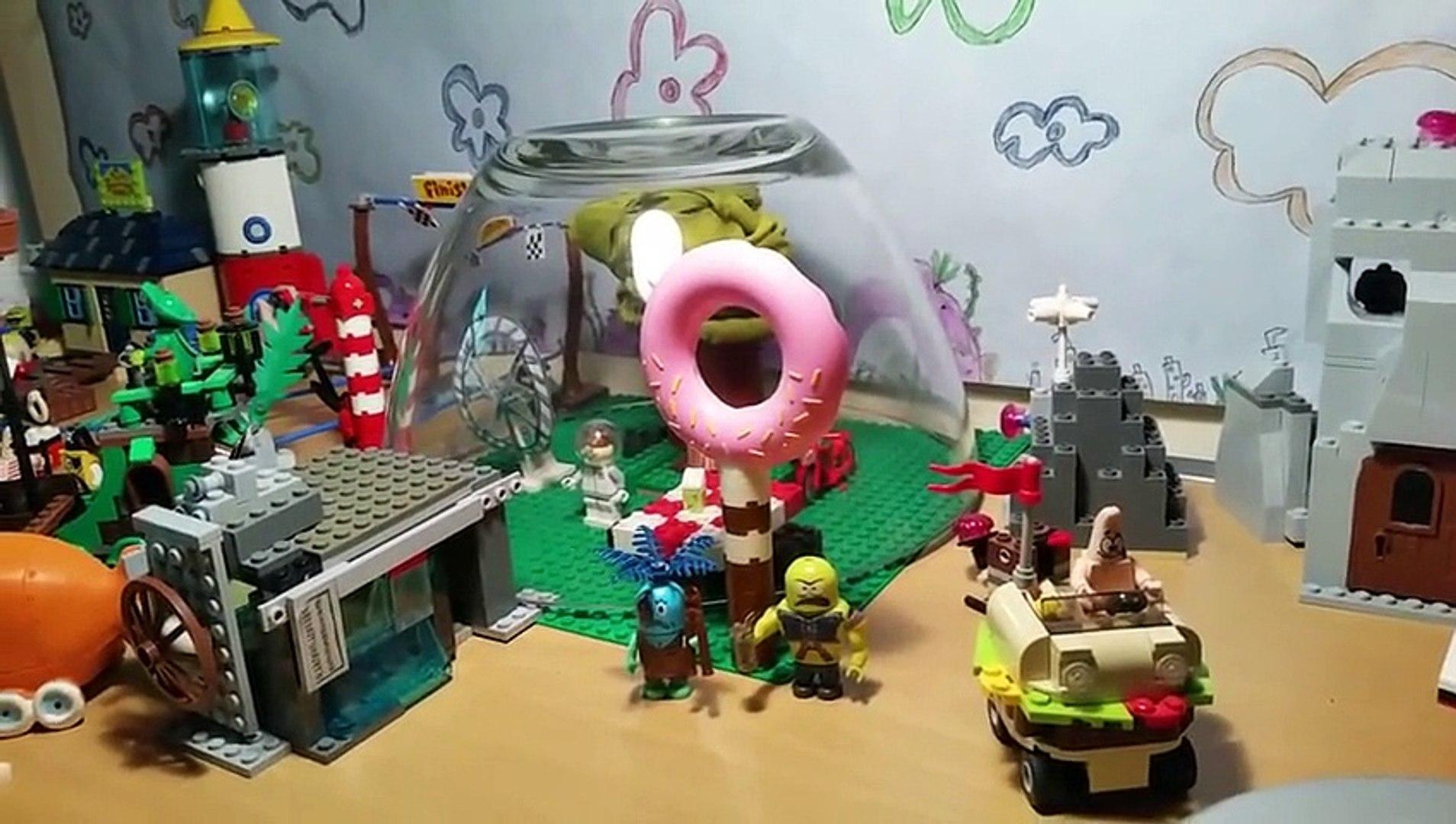 Lego Spongebob (S2) #79 PATRICKS ZOMBIE BEET !Nederlands gesproken!