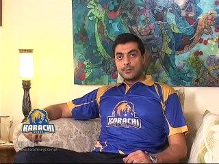 Aly Khan - Kyun Ke Hum Hain Karachi Kings Dilon Ke Badshah