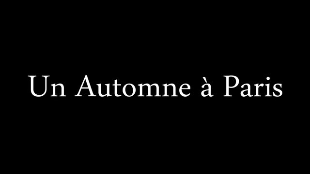 Ibrahim Maalouf & Louane - Un Automne à Paris