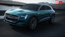Nuevas imágenes y datos del Audi e-tron Quattro Concept