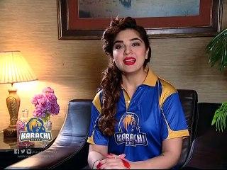 Natasha - Kyun Ke Hum Hain Karachi Kings Dilon Ke Badshah