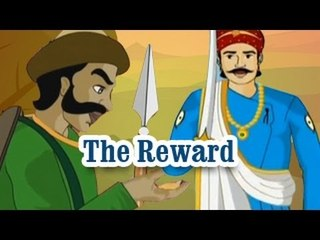 Akbar And Birbal | The Reward | English Animated Stories For Kids