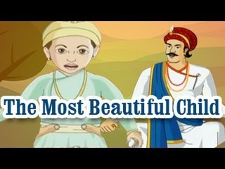 Akbar And Birbal | The Most Beautiful Child | English Animated Stories For Kids