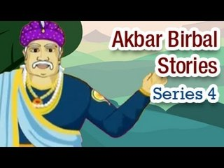 Akbar Birbal | Animated Stories Collection | Series 4