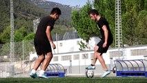 Caño/Túnel de Rodilla - Trucos, Vídeos y Jugadas de Fútbol Calle y Sala Futsal