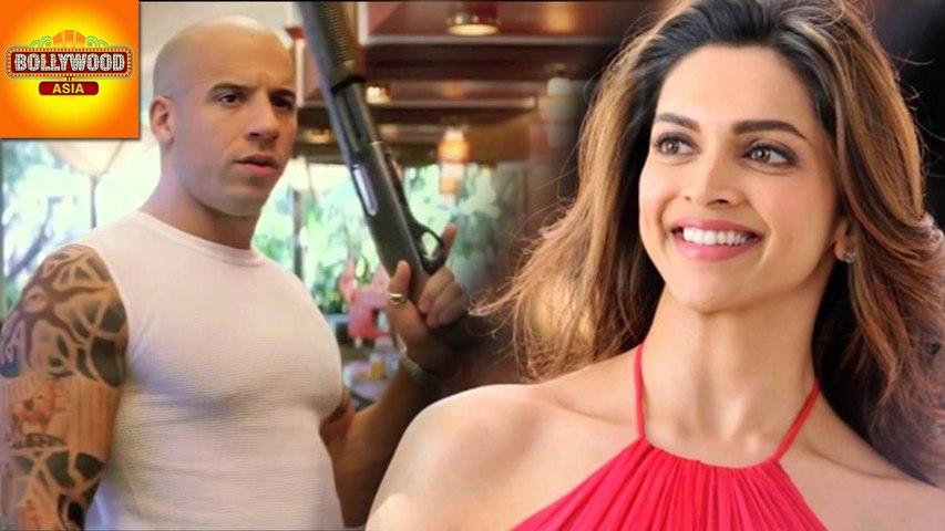 Deepika Padukone To Star In XXX sequel   Bollywood Asia